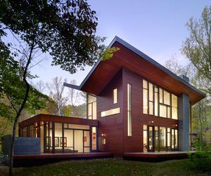 Harkavy House by Robert Gurney Architect