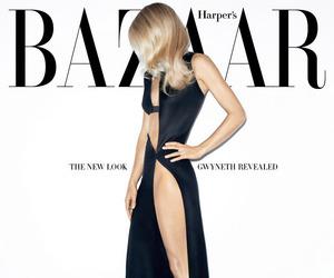 Harper's Bazaar Undergoes A Redesign