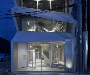 HASE BLDG.8 by C+A