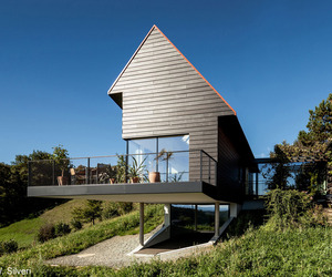 Haus am Steinberg by HoG Architektur