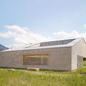 Haus Im Feld by Bernardo Bader