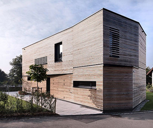 Haus S. in Dietlikon, Switzerland by nimmrichter cda