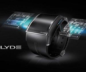 HD3 Slyde Touchscreen Watch