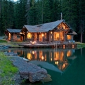 Headwaters Camp by Dan Joseph Architects