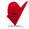 Heart Cone Chair for Valentine's Day