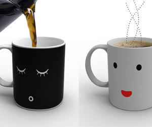 Heat Sensitive Mug Needs Its Coffee In The Morning