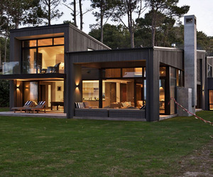 Heavenly beach house in the pines