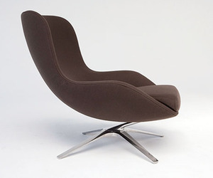 Heron Lounge Chair by Charles Wilson