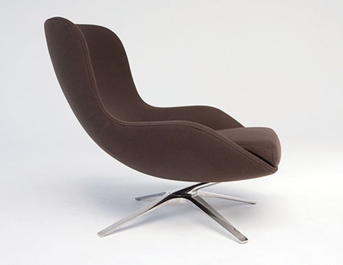 Launge Chair 233 sledge lounge chair