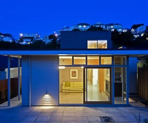 Herriot + Melhuish Architecture - Kelburn house II