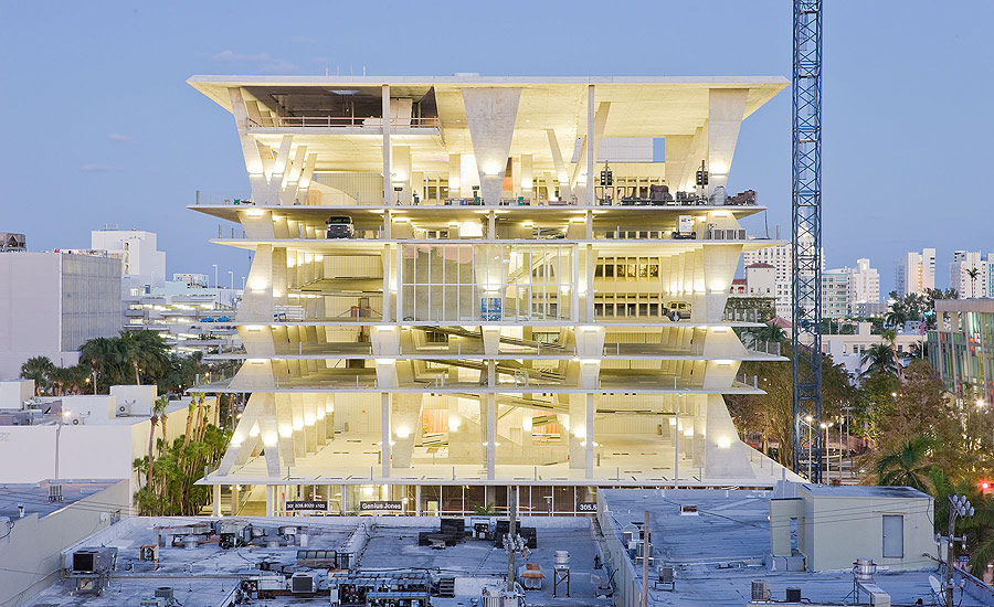 Herzog And De Meuron In Miami
