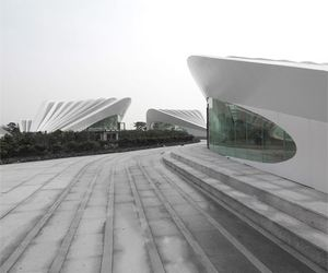 HHD FUN | Rizhao Visitor Center, China