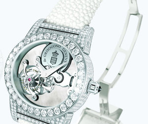 Hi End Women Watches By de Grisogono At Baselworld 2012.