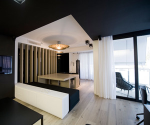 HI-MACS Doble Dueto Apartment by Cuartopensante