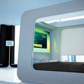 Hi-Tech Luxury Bed