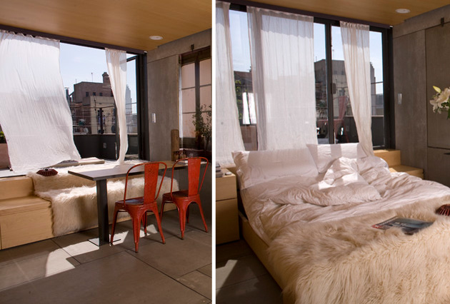 Hidden bed designs for your small space - Hidden beds for small spaces ...