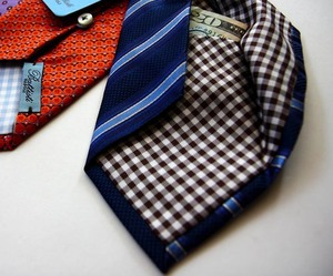 Hidden Pocket Tie