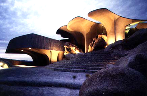 High Desert House By Kendrick Bangs Kellogg