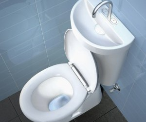 High Efficiency Toilets Mean Serious Water Savings