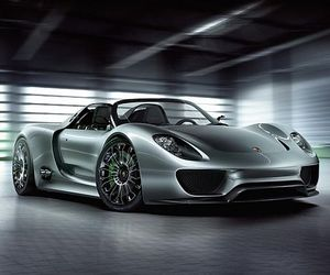 High Powered 918 Spyder Hybrid For $ 845 K