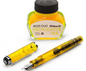 Highlighter Fountain Pen by Pelikan