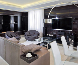 Highly Modern Apartment in Moscow