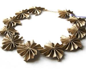 Hila Rawet Karni Paper Jewelry