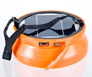 HiLight Solar Powered Charger and Lantern