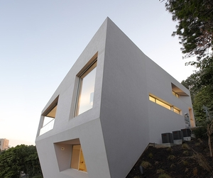 Hill Side House