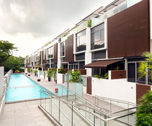 Hillcrest Villa Project from ONG&ONG