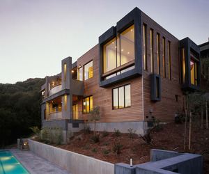 Hillside Haven Residence by House and House Architects