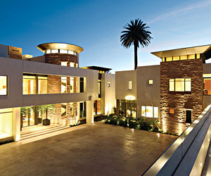 Hilltop Compound in Bel Air by Landry Design Group