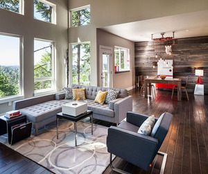 Hilltop House in Oregon | Jordan Iverson Signature Homes