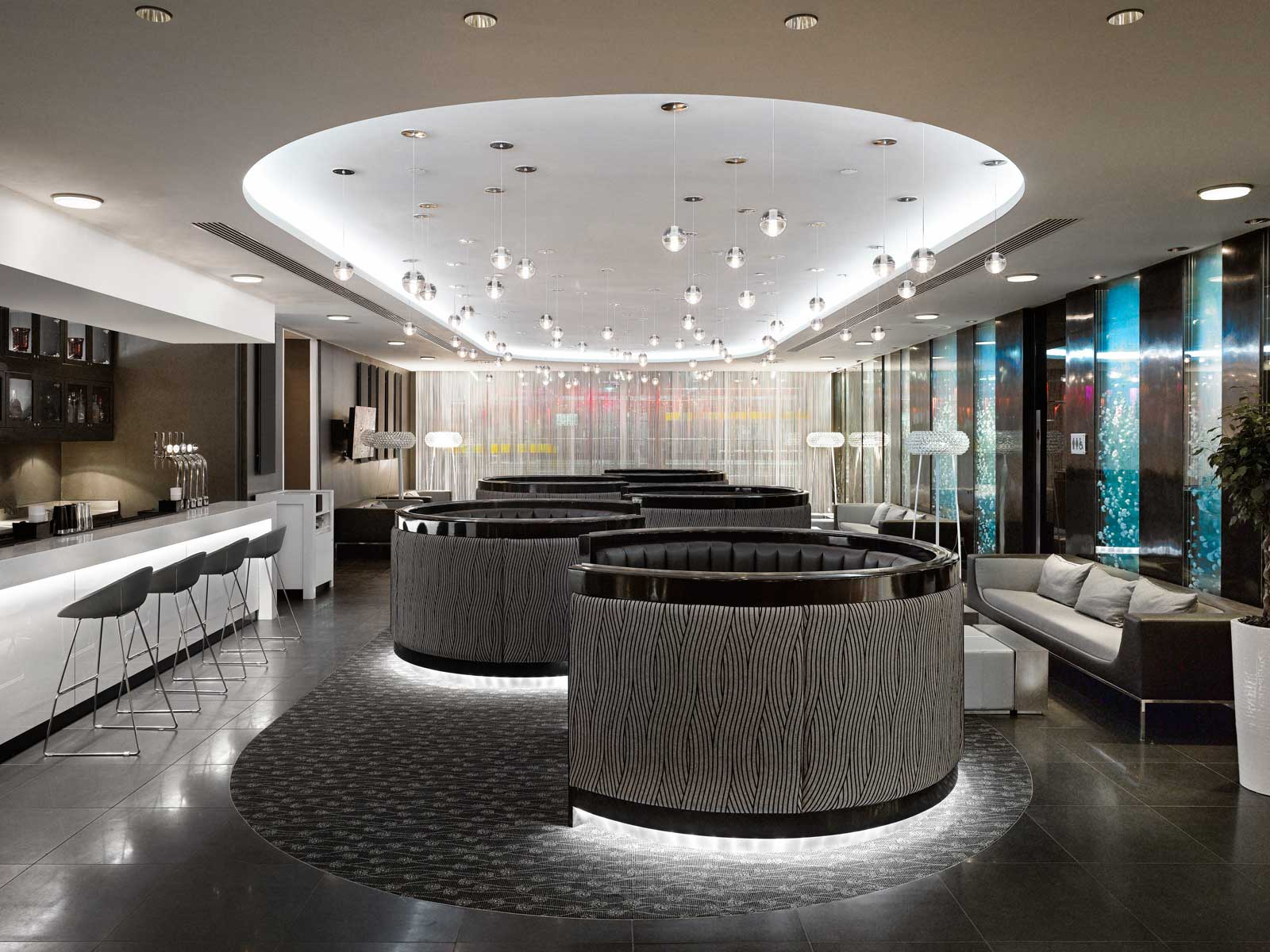 Hilton hotel in liverpool uk by aedas for Hotel design uk