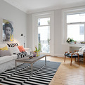 Hip and Fresh Apartment in Gothenburg