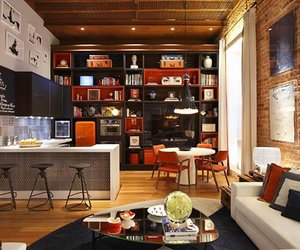 Historical Mansion Gets Eclectic Makeover in Brazil