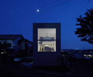 Hiyoshi House by EANA