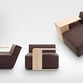 Hocky Sofa by Marcin Wielgosz for Merely