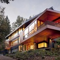 Hoke Residence in Portland by Skylab Architects