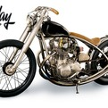 HOLIDAY CUSTOMS XS650