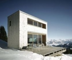 Holiday House In Scheidegg