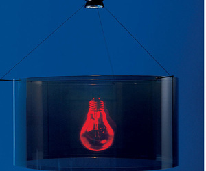 Hologram Suspension Light