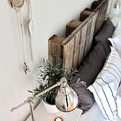 Home Accents Made from Reclaimed Wood