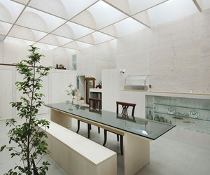 The Daylight House by Takeshi Hosaka Architects
