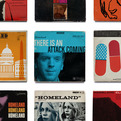 Homeland Series Album Covers | Mattson Studio.