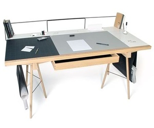 Homework Desk by Robin Grasby Design