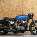 Honda CB 750 by Wrenchmonkees