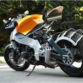 Honda CBR 100F Custom Superbike