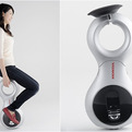 Honda U3-X Unicycle