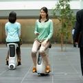 Honda Uni-Cub Smart Segway